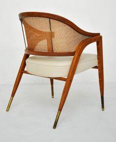 Dunbar arm chair - Edward Wormley image 8