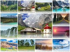 Visit the post for more. Calendar 2014, Nature, Naturaleza, Nature Illustration, Off Grid, Natural