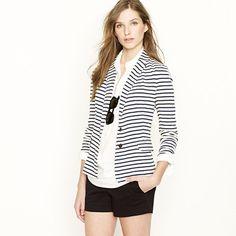 Striped Blazer $118