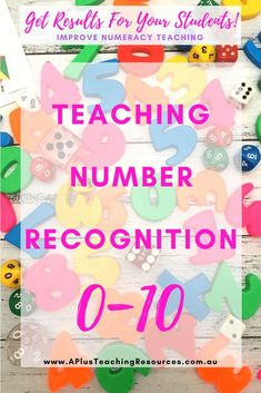 Number recognition, or learning to identify and name numbers, is one of the first things a kindergarten or pre-schooler will learn how to do. It is a complicated concept because it involves much more than being able to name a number. Traditional flash-card activities will help with recalling and naming different numbers, but this is a long way from teaching children a deep mathematical understanding about number recognition. For this to happen children need numerous opportunities to discove