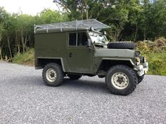 Series 3 lightweight hard top with roof rack Land Rover 88, Land Rover Defender 110, My Dream Car, Dream Cars, Landrover Series, Off Road, Roof Rack, Series 3, Jeeps