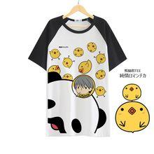 Junjou Romantica Cosplay de la camiseta del Anime manga corta camiseta moda hombres mujeres camisetas(China (Mainland))