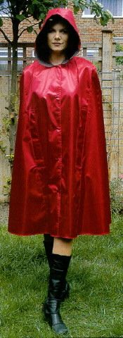 The 188 Best Rubber Lined Satin Mackintosh Capes Images On