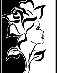 Stencil Art, Silhouette Stencil, Art Drawings, Drawings, Engraving, Silhouette Art, Art, Paper Art, Stencils