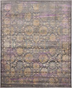 REALLY LIKE THIS ONE!  Gray Aria Area Rug  (Order ID: 26PDZ0TC04)