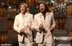 Justin Timberlanke and Jimmy Fallon- Barry Gibb talk show