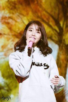 """IU 171209 """"Palette"""" Tour Concert in Seoul"""