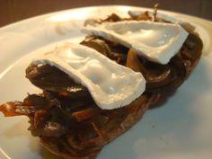 Tosta de verduras y kombu de azúcar de Entrealgas.com del blog de Elisabet  http://elisabetf.blogspot.com.es/2014/06/mes-de-las-recetas-con-algas-tostada-de.html?spref=pi