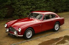 A stunning 1958 Aston Martin Classic Aston Martin, Aston Martin Lagonda, Aston Martin Cars, Cars 1, Slot Cars, Super Sport Cars, Super Cars, Vintage Motorcycles, Cars And Motorcycles