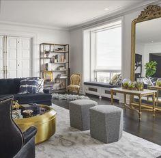 House Tour: A Chicago Home Brimming With Bold Design - ELLEDecor.com