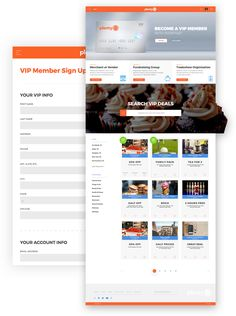 Plenty 4/7 | LIFT Creations Web Design http://www.liftcreations.com/portfolio/plenty-47/