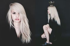 Debby Ryan Gave Us the Scoop on Why She Went Platinum Blonde—and Why She Loves It | Love it