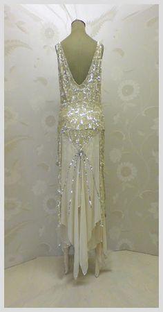 Art Deco Sequin dress