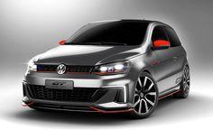Con el Gol GT Concept mostrado en San Pablo, la marca alemana deja abierta la posibilidad. Sobre la base del modelo actual, creó un vehículo con estética deportiva por dentro y por fuera.