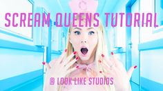 Scream Queens, Chanel Tutorial– Makeup, Hair & Costume