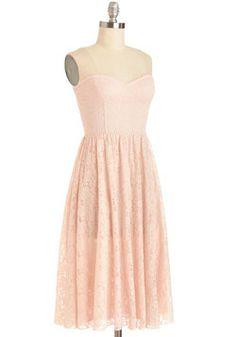 Sunrise Swoon Dress, #ModCloth