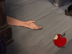 Screencap Gallery for Snow White and the Seven Dwarfs Bluray, Disney Classics). A beautiful girl, Snow White, takes refuge in the forest in the house of seven dwarfs to hide from her stepmother, the wicked Queen. The Queen is jealous Disney Love, Disney Magic, Disney Art, Disney Pixar, Walt Disney, Fantasia Disney, Disney Dream, Animation Film, Disney Animation