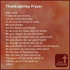 Thanksgiving day prayer so here we have mentioned the different Thanksgiving day prayers. Please read the complete article on simple Thanksgiving prayer. Thanksgiving Prayers For Family, Thanksgiving Blessings, Prayer For Family, Happy Thanksgiving, Thanksgiving Prayer Catholic, Catholic Prayers, Thanksgiving Outfit, Thanksgiving Appetizers, Thanksgiving Recipes