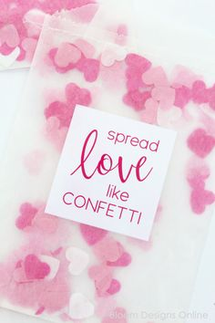 Spread Love Like Con