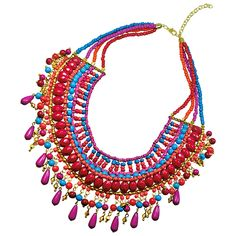 Statement necklace #douglas #travel #essentials #tips #necklace #fashion #accessiore #accessory #summer #boho