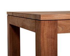 ethnicraft | teak kubus dining table