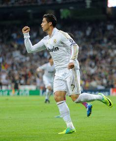 Cristiano Ronaldo 100th goal for Madrid