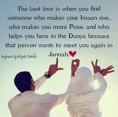 Best love!