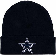 Authentic Nfl Apparel Dallas Cowboys Basic Cuff Knit Dallas Cowboys Jersey cba90b8fc
