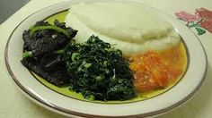 2HappyNaturals.: How to cook Sadza - Zimbabwe Traditional Foods