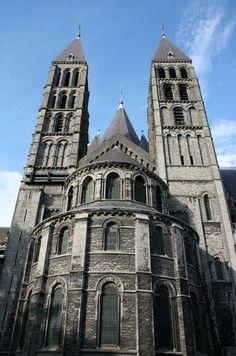 #OnzeLieveVrouweKathedraal #Tournai #Doornik #citytrip