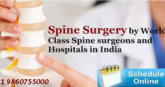 Sudan nationals can get effective spinal fusion surgery in India with attractive medical tourism packages in concern with the dheeraj bojwani consultants.