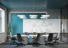 Smart office and coworking place, Krasnodar on Behance