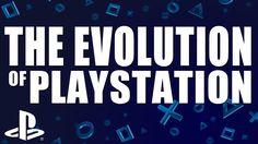 La evolución de Playstation
