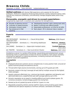 Example Of A Summary For A Resume Prepossessing Example Summary Resumes Template Resume Sample Qualifications .