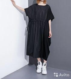 Плюсайз платье в стиле #бохо Хоть под кеды— фотография №1