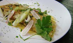Omelet met champignons en gerookt kippenwit | VIER