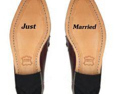 Ähnliche Artikel wie I DO Wedding Shoe Decal auf Etsy