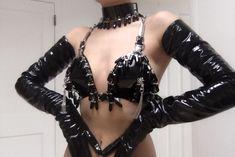 Katerina Bra ( Black ) · CREEPYYEHA · Online Store Powered by Storenvy