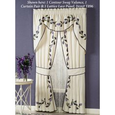 1000 Images About Curtains On Pinterest Purple Curtains