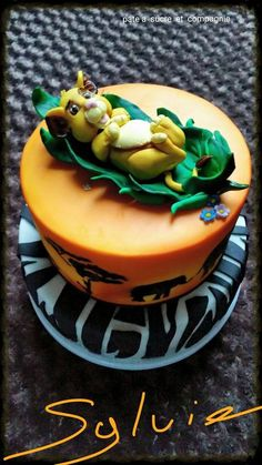 67 Meilleures Images Du Tableau Roi Lion Lion King Cakes Lion