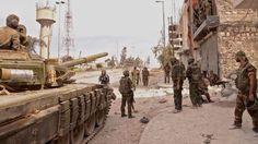 Ejercito Sirio avanza en Qusayr, Homs - Noticias de Hoy - Noticias Internacionales - Noticias de Ultima Hora