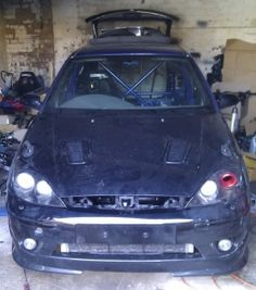 Ford Focus Time Attack Build by Big Will_ Ford Focus Svt, Mk1, Felicia, Building, Modified Cars, Houses, Buildings, Construction
