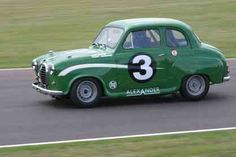 Austin A35 at Goodwood