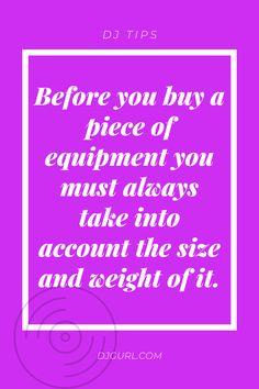 Advice for women DJs Dj Quotes, Dj Equipment, Advice, Tips, Women, Counseling, Woman