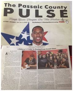 Look who is a published writer!!!!!! Check out the #PassaicCountyPulse page 12 and you'll see an article featuring @dr.shareatha written by ME!!! #togodbetheglory #imawriternow #nolongersilent #abelieversguidetohealingfromsexualabuse