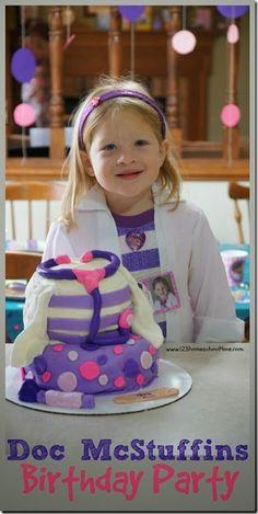 Birthday Party Ideas on Pinterest  Birthday Parties, Birthdays and ...
