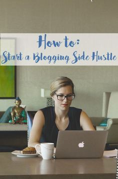 How To Start a Blogging Side Hustle with Bluehost - L Bee and the Money Tree