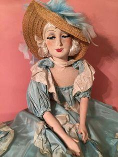 about Boudoir dolls, half dolls