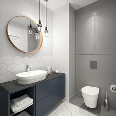 Minimal Bathroom, Toilet Room, Downstairs Toilet, Bathroom Design Small, Washroom, Apartment Interior, Bathroom Inspiration, Interior Design, House Styles