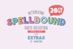 20 Unusual Fonts You Will Love Using (Free & Premium)